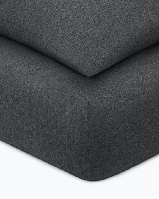 Modern Cotton Harrison Flat Sheet King Bed -