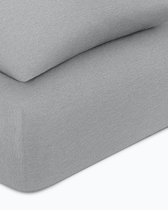 Modern Cotton Harrison Fitted Sheet Queen Bed -