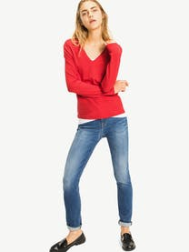 V-Neck Jumper -
