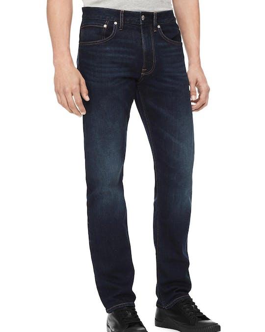 Ckj 035 Straight Mid Rise Jeans -