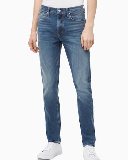 Ckj 026 Slim Low Rise Jeans -