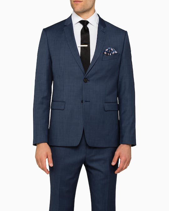 Suit Jacket X Slim Blue -
