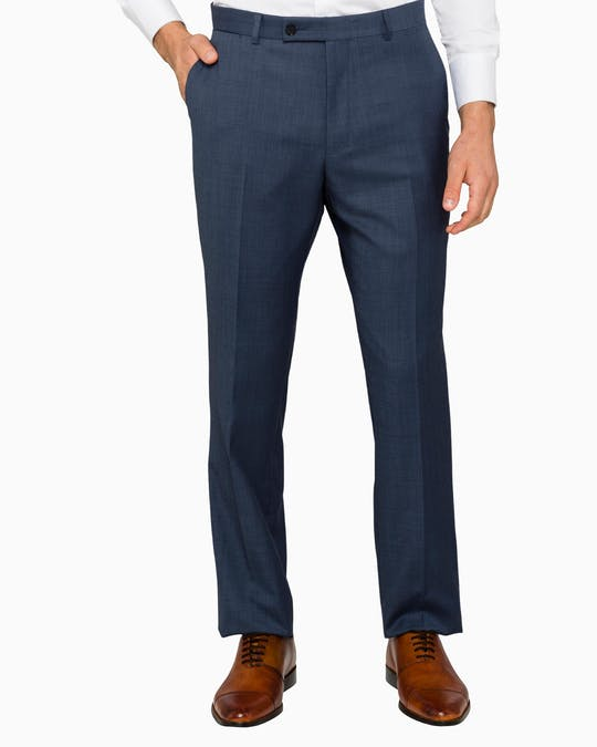 Suit Pants X Slim Blue -