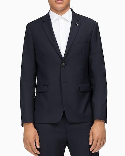 Suit Jacket Slim Fit Deep Navy -