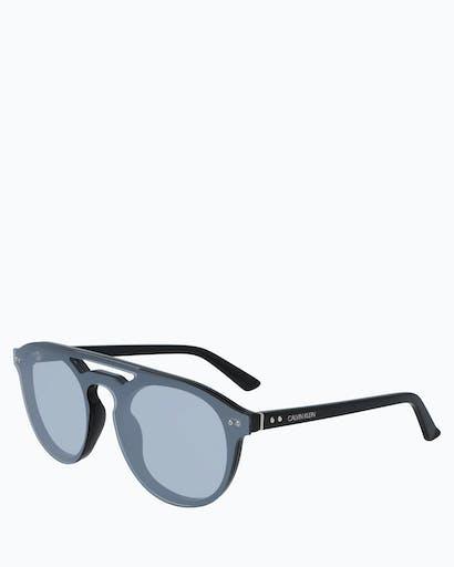 Round Shield Sunglasses -