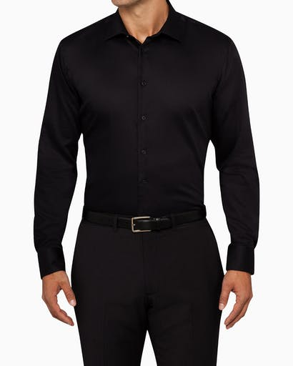 Business Shirt Black -