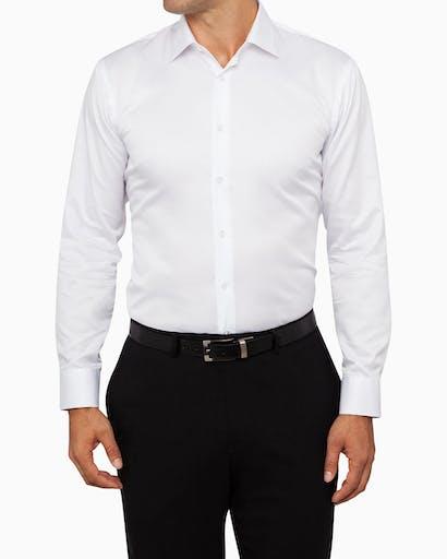 Business Shirt White -