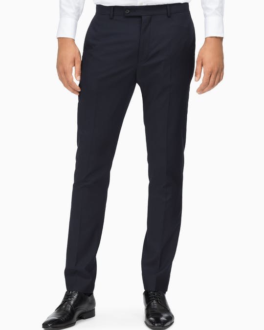 Suit Pant Slim Fit Deep Navy -