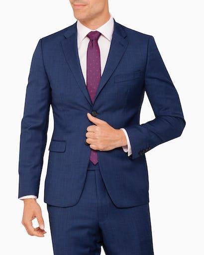 Suit Pants X Slim Black -