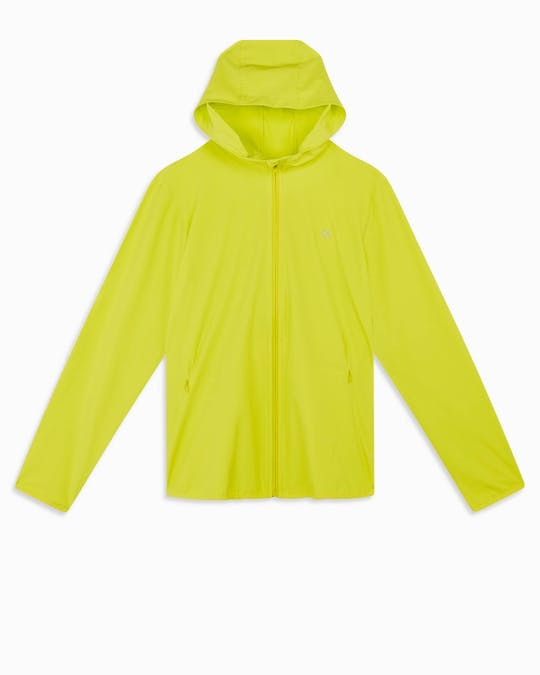 Performance Logo Hood Wind Jacket