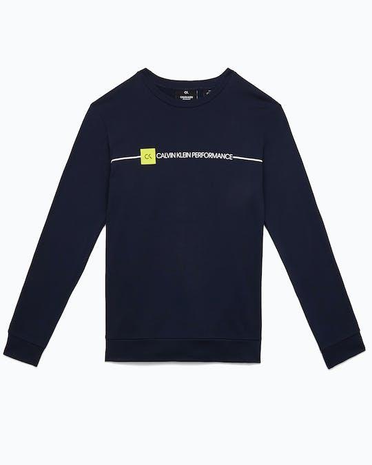 Line Logo Pullover -