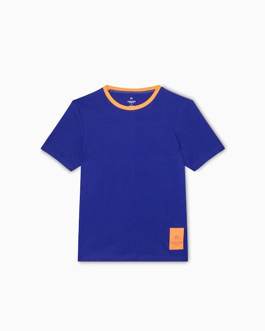 Collegiate Logo Short Sleeve Tee -