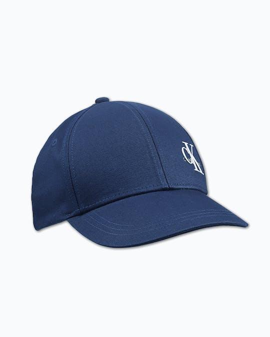 Kids Uni Monogrm Baseball CapPeacoat -