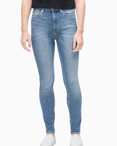 Ckj 010 Skinny High Rise Jeans