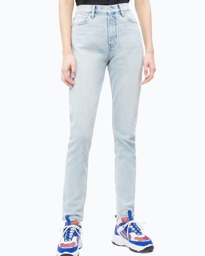 Ckj 020 Slim High Rise Jeans -