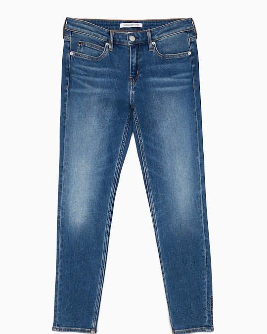 Ckj 011 Skinny Mid Rise Jeans -