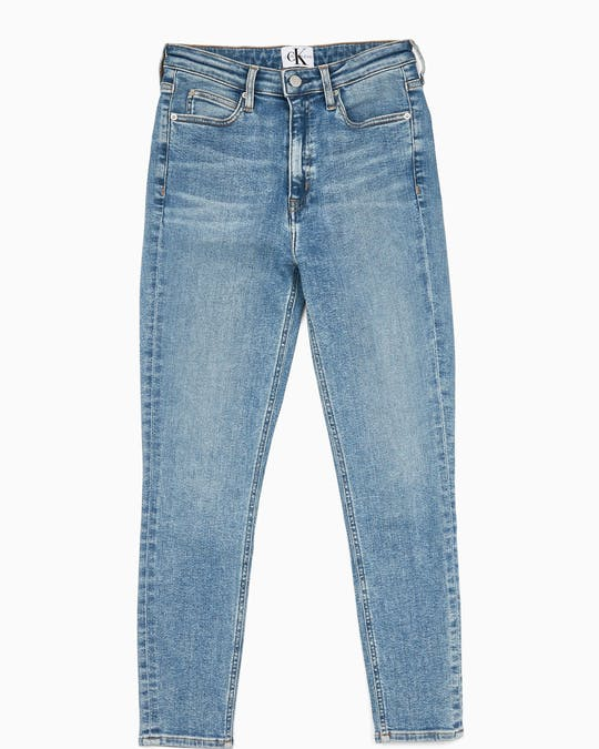 Ckj 010 High Rise Skinny Jeans -