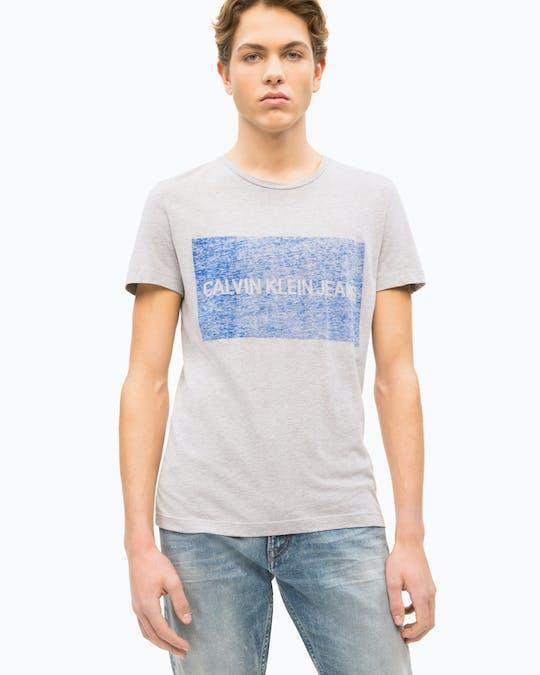 Institutional Vintage Box Slim Fit T-Shirt -