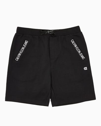 Institutional Cuff Shorts -