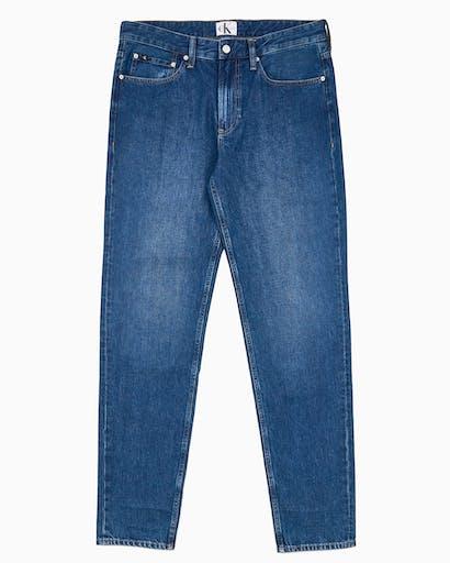Baggy Fit Denim Jeans -