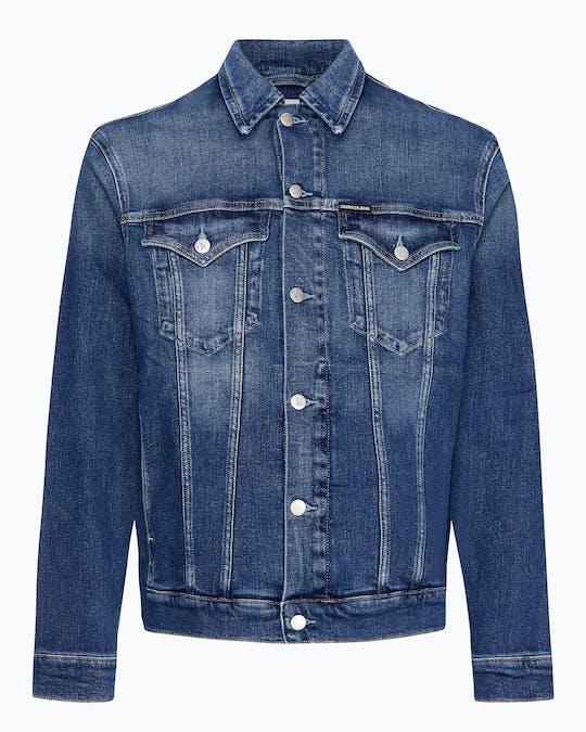 Slim Denim Jacket -