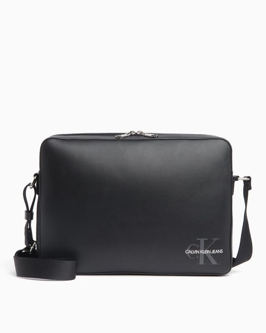 Smooth Monogram Laptop Bag -