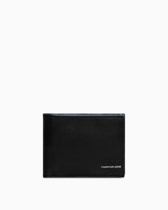 Monogram Logo Billfold -