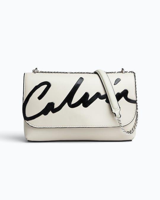 Sculpted Convertible Shoulder Bag -