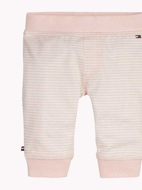 Baby Stripe Cotton Bottoms
