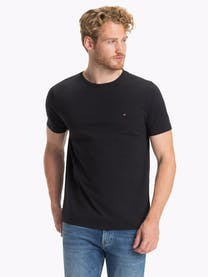 MAY CREW NECK SHORT SLEEVE T-SHIRT -