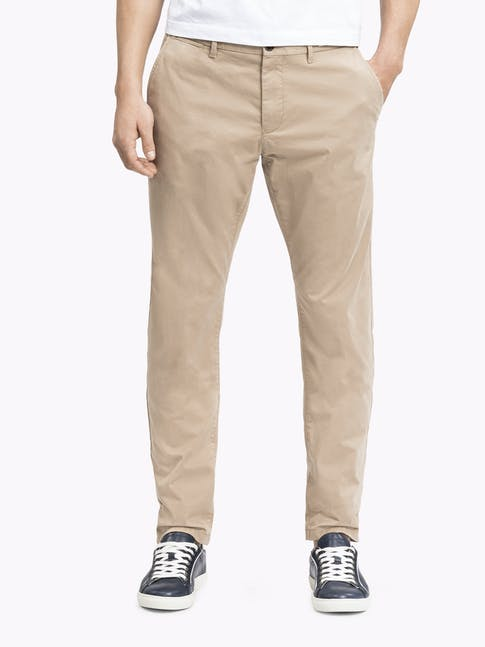 MERCER BOSTON TWILL REGULAR CHINO -