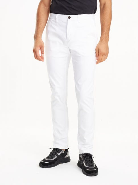 Denton Twill Straight Leg Chino