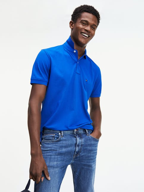 Regular Cotton Polo