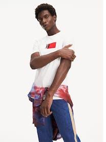 Lewis Hamilton Flag T-Shirt -