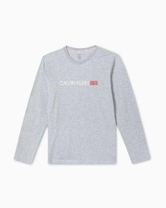 Bold 1981 Long Sleeve Crewneck T-Shirt -