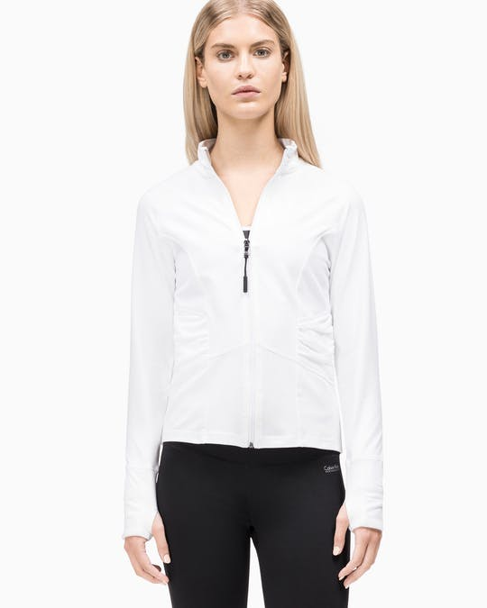 Performance Ruched Jacket -