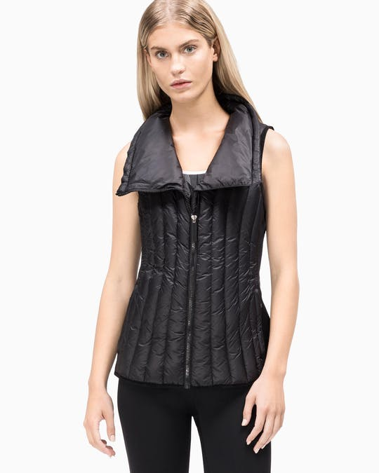 Performance Down Filled Vest -