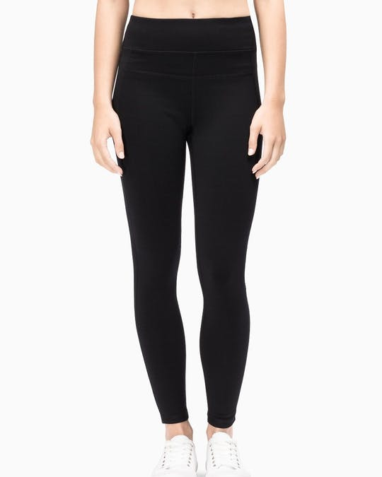 Performance High Waist Full Length Leggings -